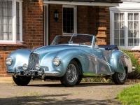 1948 Aston Martin 2L Sports (DB1) = 150 км/ч. 93 л.с. 22.2 сек.