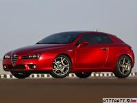 2009 Alfa Romeo Brera S = 244 км/ч. 260 л.с. 6.8 сек.