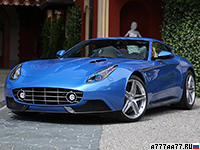 Berlinetta Lusso by Touring