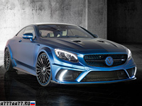 2015 Mercedes-Benz S 63 AMG Coupe Mansory Diamond Edition = 300 км/ч. 1000 л.с. 3.2 сек.