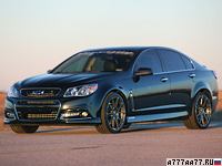 2014 Chevrolet SS Hennessey HPE600 Supercharged = 320 км/ч. 608 л.с. 3.9 сек.