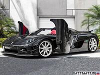 2009 Koenigsegg CCXR Special Edition = 400 км/ч. 1032 л.с. 2.9 сек.