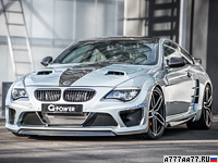 2015 BMW M6 G-Power Hurricane CS Ultimate = 375 км/ч. 1001 л.с. 4.3 сек.