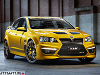 2012 Holden Commodore HSV GTS 25th Anniversary (VE) = 292 км/ч. 442 л.с. 4.8 сек.