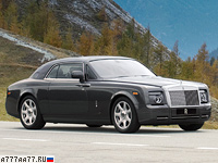 2008 Rolls-Royce Phantom Coupe = 250 км/ч. 460 л.с. 5.9 сек.