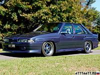 1986 Holden Calais HDT Brock Director HO = 259 км/ч. 314 л.с. 4.6 сек.