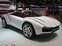 2013 ItalDesign Giugiaro Parcour XGT-Roadster = 320 км/ч. 550 л.с. 3.6 сек.
