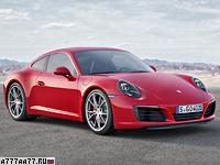 2015 Porsche 911 Carrera S (991.2) = 306 км/ч. 420 л.с. 3.9 сек.