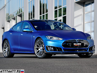 2016 Tesla Model S P85D Ludicrous Mode Brabus Zero Emission = 249 км/ч. 772 л.с. 3 сек.