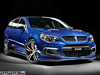 2016 Holden Commodore HSV Clubsport R8 Tourer (VFII) = 305 км/ч. 544 л.с. 4.4 сек.