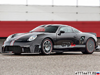 2012 9ff GT9 Vmax = 420 км/ч. 1400 л.с. 3.1 сек.