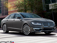 2017 Lincoln MKZ = 277 км/ч. 406 л.с. 5.4 сек.