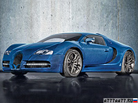 Veyron Mansory Empire Edition