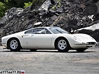 1966 Ferrari 365 P Berlinetta Tre Posti Speciale = 245 км/ч. 380 л.с. 4.9 сек.