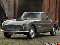 1960 Bristol 406 Zagato Sports Saloon = 189 км/ч. 132 л.с. 9.4 сек.