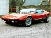 1972 De Tomaso Pantera GTS = 280 км/ч. 350 л.с. 5.9 сек.