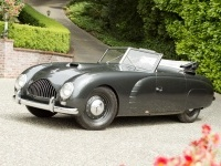1949 Veritas Scorpion Spohn Kabriolet = 170 км/ч. 100 л.с. 11 сек.