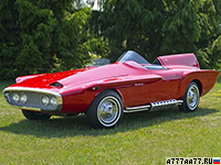 1960 Plymouth XNR Concept Car = 257 км/ч. 250 л.с. 9.3 сек.