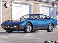 1972 Ferrari 365 GTC/4 = 260 км/ч. 340 л.с. 6.2 сек.