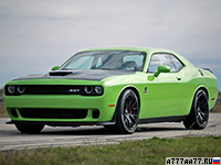 2016 Dodge Challenger Hellcat Hennessey HPE1000