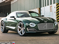 2015 Bentley EXP 10 Speed 6 = 340 км/ч. 528 л.с. 3.8 сек.