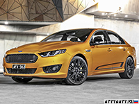 2016 Ford Falcon XR8 Sprint = 290 км/ч. 470 л.с. 4.5 сек.