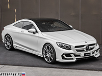 2016 Mercedes-Benz S63 AMG Coupe FAB Design Ethon = 300 км/ч. 630 л.с. 4.1 сек.