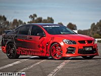 2015 Holden Commodore HSV GTS Walkinshaw Performance W507 = 345 км/ч. 689 л.с. 3.6 сек.