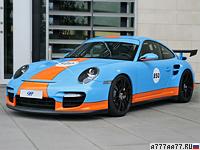 2009 9ff 911 BT-2 (Porsche 911 GT2) - характеристики, фото, цена.