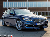 2016 Alpina B5 Bi-Turbo Touring Edition 50 (F11) = 323 км/ч. 600 л.с. 4.2 сек.