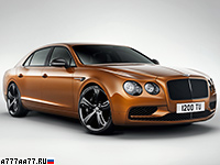2017 Bentley Flying Spur W12 S = 325 км/ч. 635 л.с. 4.5 сек.