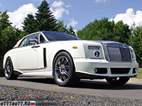 2008 Rolls-Royce Phantom Drophead Coupe Mansory Bel Air = 280 км/ч. 560 л.с. 5 сек.