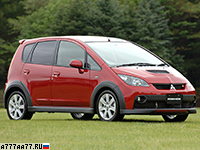 2008 Mitsubishi Colt Ralliart Version-R = 217 км/ч. 163 л.с. 7.6 сек.