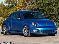 2012 Volkswagen Beetle Turbo VWvortex Super Beetle = 296 км/ч. 500 л.с. 4.1 сек.