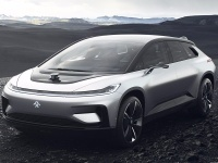 2017 Faraday Future FF 91 = 300 км/ч. 1064 л.с. 2.45 сек.