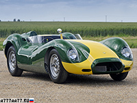 2016 Lister Knobbly Stirling Moss Edition = 296 км/ч. 342 л.с. 4.2 сек.