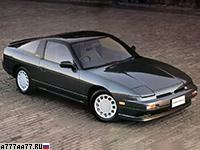 1991 Nissan 180SX 2.0 Turbo (S13) = 235 км/ч. 205 л.с. 7.1 сек.