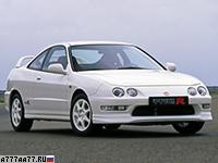 1998 Honda Integra Type-R = 233 км/ч. 190 л.с. 6.5 сек.
