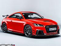 2018 Audi TT RS Coupe Performance Parts = 280 км/ч. 400 л.с. 3.6 сек.