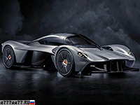 2019 Aston Martin Valkyrie = 402 км/ч. 1146 л.с. 2.5 сек.