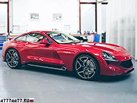 2018 TVR Griffith = 325 км/ч. 507 л.с. 3.9 сек.