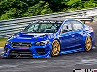 2017 Subaru WRX STi Type RA NBR Special  = 310 км/ч. 600 л.с. 3.3 сек.