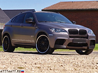 2011 BMW X6 M Manhart Racing M6XR Twin Turbo = 319 км/ч. 687 л.с. 4.7 сек.