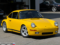 1987 RUF CTR Yellowbird = 342 км/ч. 469 л.с. 4.1 сек.