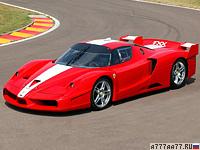 2005 Ferrari FXX = 351 км/ч. 800 л.с. 3 сек.