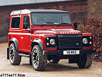2018 Land Rover Defender 90 Works V8 = 170 км/ч. 405 л.с. 5.9 сек.
