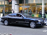 1996 Bentley Highlander (Tornado) P560 = 265 км/ч. 534 л.с. 5.4 сек.