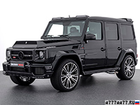2018 Brabus 900 One of Ten (Mercedes-AMG G 65) = 270 км/ч. 900 л.с. 3.9 сек.