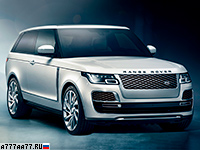 2018 Land Rover Range Rover SV Coupe = 265 км/ч. 565 л.с. 5.3 сек.