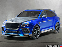 2018 Bentley Bentayga Mansory Bleurion Edition